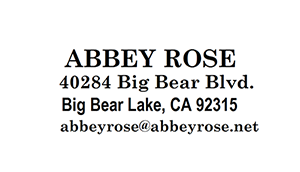 Abbey Rose